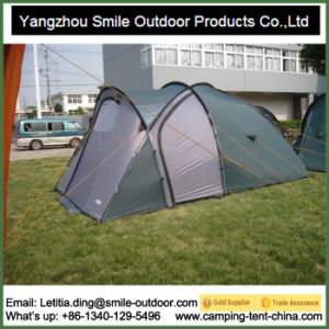 New Design Solar Power China Luxury Big Waterproof Family Detachable Tent pictures & photos