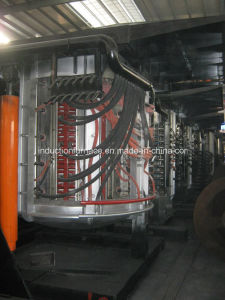 Medium Frequency Rapid Melting Induction Furnace pictures & photos