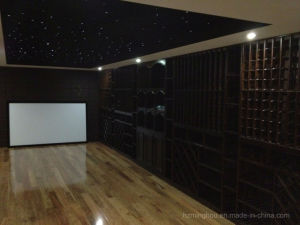 Customize Wooden Vintage Wine Storage Rack Cellar for Home Furniture pictures & photos