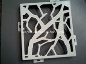 Artificial Panel Design Laser Cut Aluminum Decorative Wall Paenels pictures & photos
