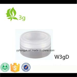 3G PP Depressed Cream Jar pictures & photos