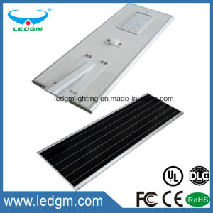 80W Outdoor IP65 Integrated Solar LED Street Light Solar Streetlight LED pictures & photos