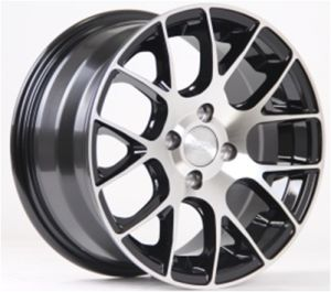 15*6.5 Inch Alloy Wheel with PCD 4X100 pictures & photos