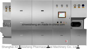 Asmr 620-38 Vial Hot Air Circulation Sterilizing Dryer for Pharmaceutical