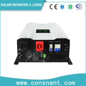 Built-in MPPT 12VDC 120VAC Hybrid off Grid Solar Inverter 10000W pictures & photos