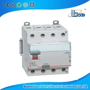 Residual Current Circuit Breaker with High Breaking Capacity pictures & photos