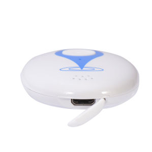 Wearable GPS Tracker One Key Sos Calling Low Battery Alarm with Microphone (K30) pictures & photos
