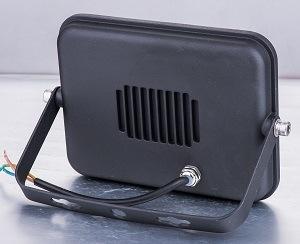 Slim Flood Light 10-30-50-70W Microwave Sensor & Light Sensor Flood Light Ce&RoHS&ERP pictures & photos