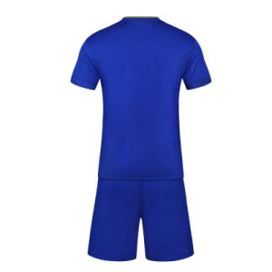 2017 Wholesale Custom Soccer Jersey Football Shirt and Pants pictures & photos