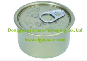 2 PCS Can Metal Can for Packing Food 200g pictures & photos