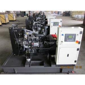 15 Kw Diesel Generator Unit with 490d Engine