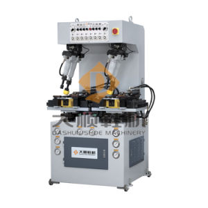 Ds-623 Walled Shoe Sole Attaching Machine for Shoe pictures & photos