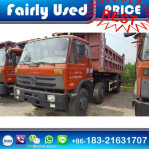 Used Dongfeng Tipper Truck of Dongfeng Tipper Truck for Sale pictures & photos