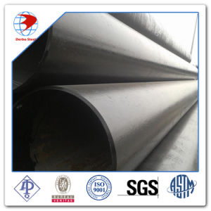 API 5L Grade B/ X42/52/X60/X65/70 Carbon Steel Seamless Oil Gas Line Pipe pictures & photos
