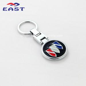 Unique Round Metal Zinc Alloy Car Keychain pictures & photos