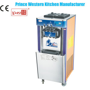 Prince Manufacturer Hot Sale Italian Ce Ice Cream Machine Soft Serve with Good Price pictures & photos