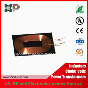 Rx3832 Wireless Charging Coil/ Qi Standard Receiving Coil for Phone Charger pictures & photos
