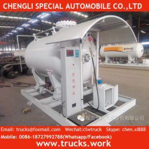 Good Price 7ton 15cbm LPG Tank Gas Storage Tank Station pictures & photos