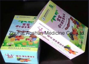 Hot Sale Vitamin and Mineral Biscuits (different flavours)