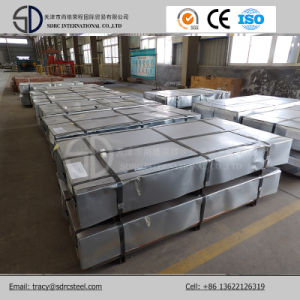 Cold Rolled Steel Sheet/Plate for Building Material pictures & photos