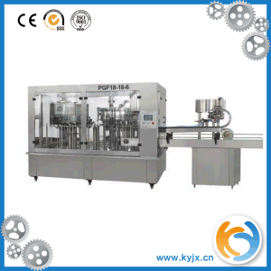 Automatic Water Filling Machine/Plastic Bottle Filling pictures & photos