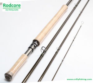 12FT6in 9/10wt High Modulus Carbon Fiber Fast Spey Fly Rod pictures & photos