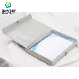 Office Supply Printing PVC / PP / Plastic Folded Packaging Stationery pictures & photos