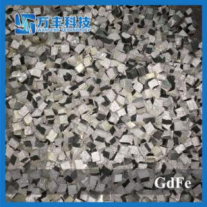 Rare Earth Gd-Fe Gadolinium Ferrum Alloy pictures & photos