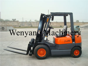Forklift Attachment Rotator Fork for Forklift Truck pictures & photos