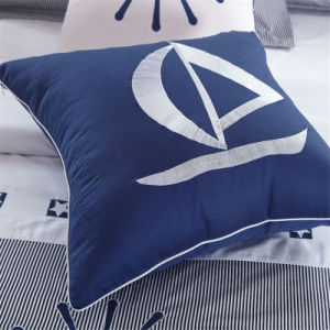 Durable Inexpensive Percale Luxury Bedding Set for Hotel Apartment pictures & photos