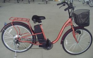 Hot Selling Electric Bicycle/Electric Bike/E-Bike 250W in Japan pictures & photos