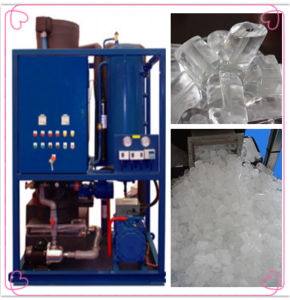 2t/Day Ice Tube Making Machine Ski Machine pictures & photos