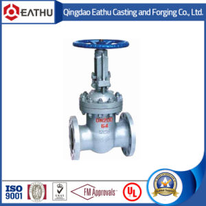 Ductile Iron Rising Stem Gate Valve Pn16 pictures & photos