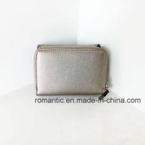 China Supplier Fashion Women PU Wallet (NMDK-050602) pictures & photos