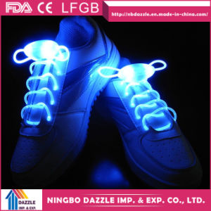 Wholesale Promotional Gift Colorful Fashion LED Shoelace pictures & photos