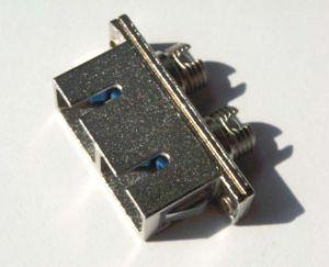 Fiber Optic Adapter Duplex pictures & photos