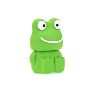 The Frog Cartoon USB Gifts Cartoon PVC USB Flash Drive Customized Gifts 128GB pictures & photos
