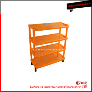 Plastic Injection Shoe Rack Mould in China
