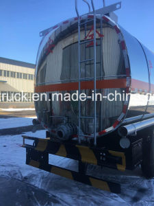 50 000 litres Stainless edible oil tanker trailer pictures & photos