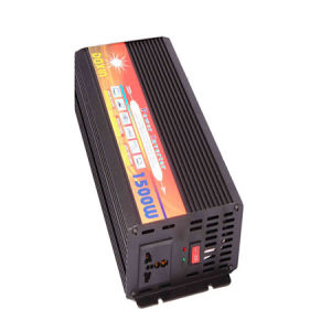 Doxin 12V 1500W Modified Sine Wave Inverter Big Capability pictures & photos
