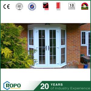 Security Balcony Grill Design PVC Swing Door Manufacturer pictures & photos