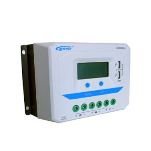 Epsolar 45A 12V/24V/36V/48V Solar Charge Controller for Solar Panel Vs4548au pictures & photos