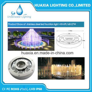IP68 Waterproof High Power LED Underwater fountain LED Light pictures & photos
