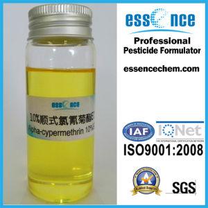 Highly Effective Alpha-Cypermethrin (10% Ec) pictures & photos