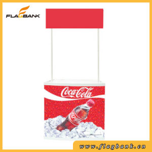 Exhibition Counter Display for Advertising, Pop up Counter pictures & photos