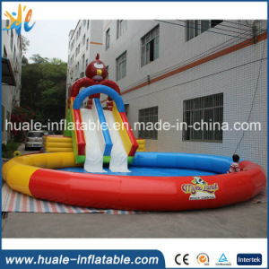 Inflatable Commercial Water Park, Adulit Inflatable Water Park Amusement Park for Sale