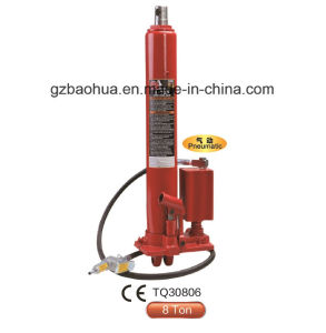 Tq30806 Pneumatic Bottle Jack 8t pictures & photos