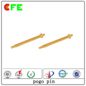 Customized Single Row DIP Brass Pogo Pin pictures & photos