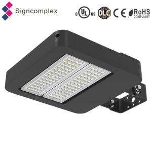 Top Quality IP65 UL Dlc LED Shoebox Light Price for Parking Lot Light pictures & photos