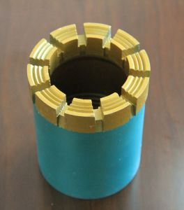 Diamond Impregnated/ Surface Set Drill Bit (BQ, NQ, HQ) pictures & photos